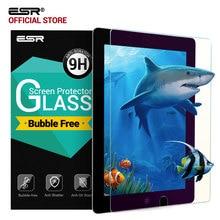 Protector de pantalla para iPad Pro 10.5, ESR 0.33mm Anti Blue-ray de Cristal Templado de Cine con El Aplicador para iPad Pro 10.5 pulgadas