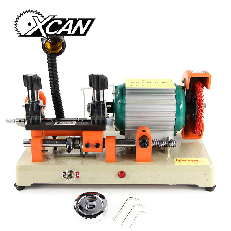 XCAN Horizontal Key Cutting Machine Car / House Use Best locksmith Professional Duplicated Locksmith Supplies tools 220v/110v  цены