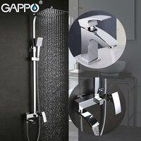 GAPPO Bồn Tắm Vòi tắm vòi bằng đồng lưu vực phối vòi thác nước Vòi rửa chén lưu vực vòi