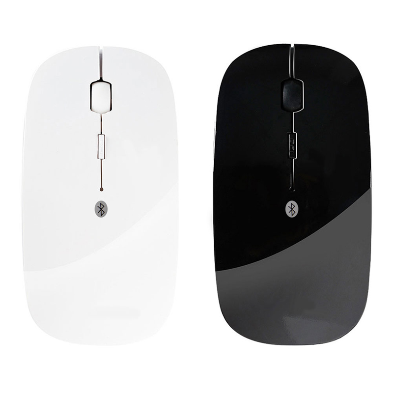 2019 New Portable 1600DPI Rechargeable Bluetooth 3 0 Wireless Mouse For font b Laptop b font