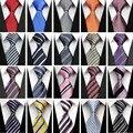 """Homens Xadrez Cheques Padrão Acessórios Partido Negócios Tecido Jacquard Gravata Gravata De Seda Gravata Listrada Laços Sólidos (3 """"/7.5 cm) ST75002-59a"""