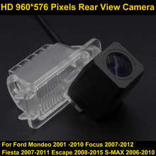 PAL HD 960*576 Пиксели Парковка заднего вида Камера для Ford Focus 2007 2008 2009 2010 2011 2012 fiesta 2007 2008 2009 2010 2011