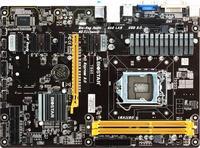 Used ,Biostar TB85 Desktop Motherboard B85 LGA 1150 DDR3 16G SATA3 USB3.0 ATX
