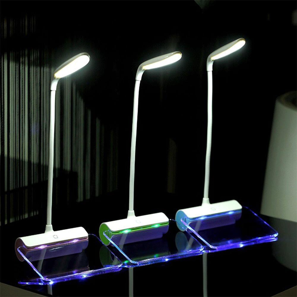 Lampe de lecture avec babillard électronique