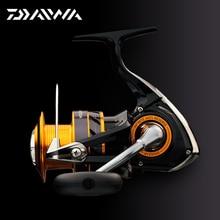 DAIWA MISSION CS S 100% Original Spinning fishing reel 2000S 2500S 3000S 4000S 3+1Ball bearing DIGI GEAR II TWIST BUSTER