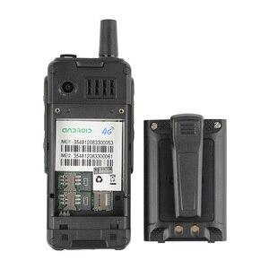 Image 5 - Портативная рация UNIWA Alps F40 мобильный телефон Zello IP65, водонепроницаемый смартфон FDD LTE 4G GPS, четырехъядерный MTK6737M, 1 Гб + 8 Гб, сотовый телефон