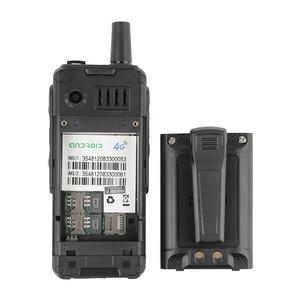 Image 5 - UNIWA האלפים F40 נייד טלפון Zello ווקי טוקי IP65 עמיד למים FDD LTE 4G GPS Smartphone MTK6737M Quad Core 1GB + 8GB נייד