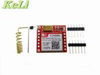 Smallest SIM800L GPRS GSM Module MicroSIM Card Core BOard Quad Band TTL Serial Port NEW