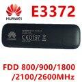 Huawei 3g 4G USB modem 4g USB Stick 4g dongle usb modem huawei e3372 e3372h 153 4g modem router sim 4g modem android-in 3G-Modems aus Computer und Büro bei