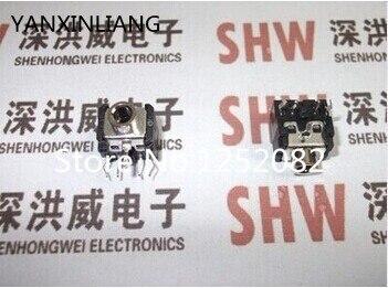 100 pz 3.5mm per cuffie presa audio martinetti 5 spille dip socket nero pj 306