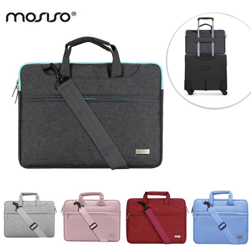 1fe8f2958c ③MOSISO 11 13 15 Mallette Portable Sac Couverture pour Macbook Air ...