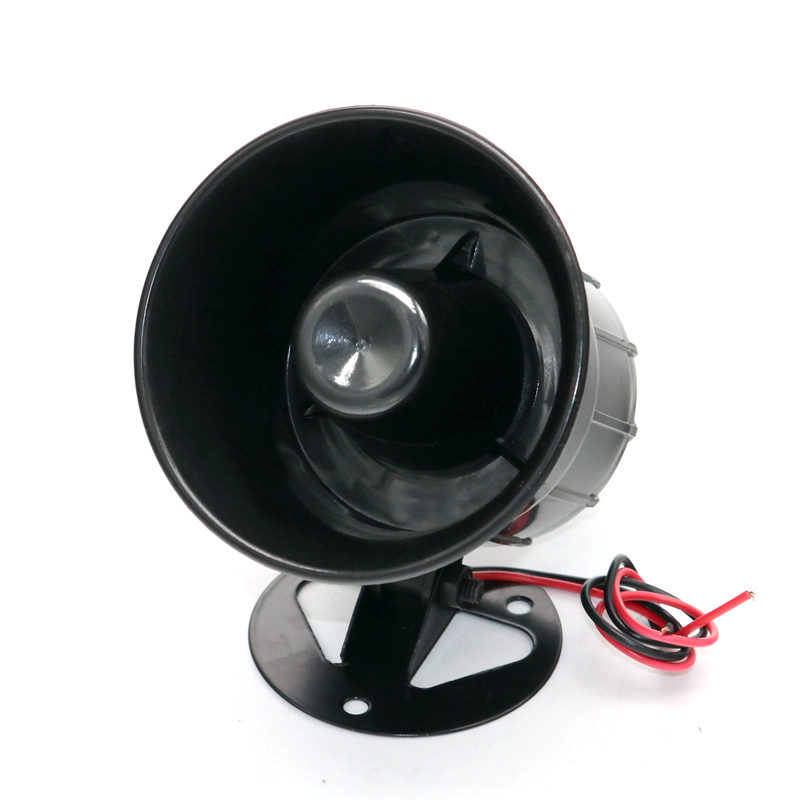 MoFlyeer Motorcycle Horn Modification Part Car Electric Bicycle 12V Alarm Siren Horns Vehicle Refit Accessories in Motorcycle Horns from Automobiles Motorcycles