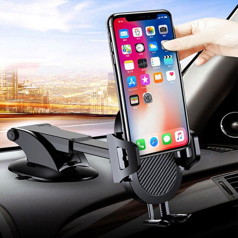 JOVEINS Universal Car Mobile Phone Holder Stand Windshield