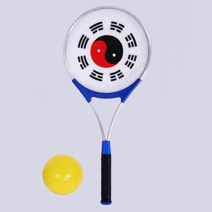 Боевые искусства Тайцзи Taichi Роули мяч и ракетки для общего состояния здоровья Упражнение Спорт