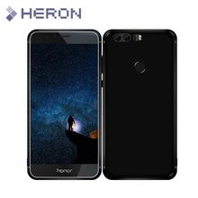 Matt Case For Huawei Honor 8 9 V9 5X 6X 6A Anti Finger Print Super Thin Soft Black Matte Back Cover