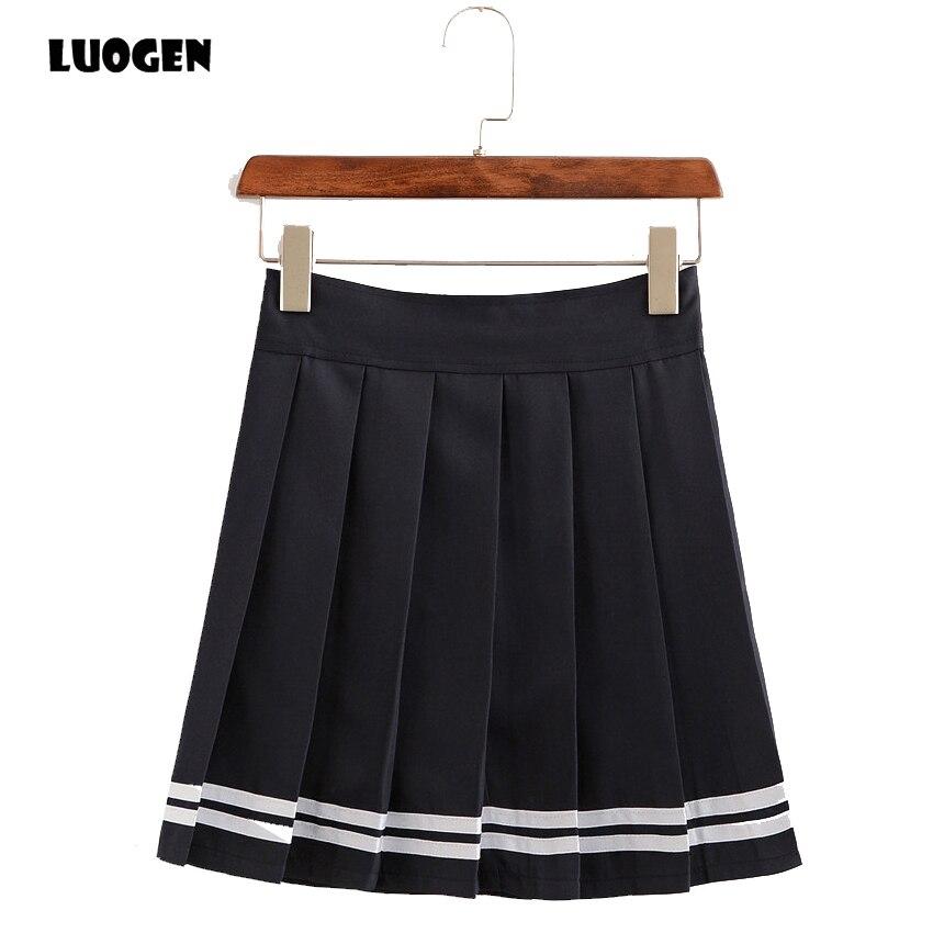 School Girl Under Skirt
