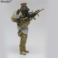 Mnotht VH 1035 1/6 Mercenary 2.0 Men Soldier Costume Set Suit Male Clothes Accessory Model Toy for 12inch Action Figure m3n