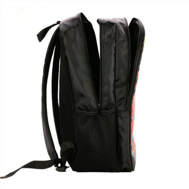 16 Inch Anime Backpack Death Note Cartoon Backpack For Teenagers School Bags Travel Bag Leisure Bag