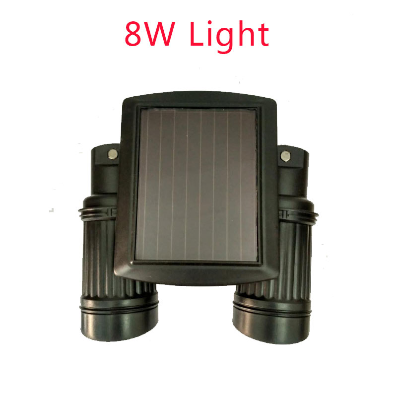 14 LEDs Solar PIR Sensor Light Outdoor IP44 Waterproof ABS Patent Spotlight Solar Power Security Lamp For House/Yard Lighting