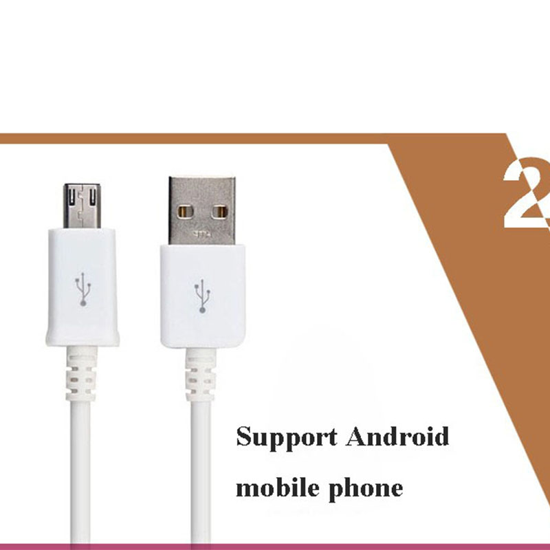 Micro USB Cable 5V 2.4A Micro USB 2.0 Fast Charging Data Cable