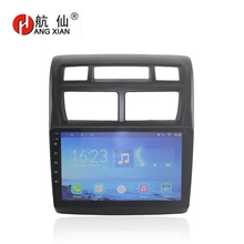 HANGXIAN Android 7.0 2 din Car DVD Player GPS Navigation Multimedia For KIA Sportage 2008-2016 car radio stereo bluetooth wifi 9 2 32g 2 5d ips android 8 1 car dvd multimedia player gps for kia rio 4 k2 2017 2018 car radio stereo navigation builtin wifi