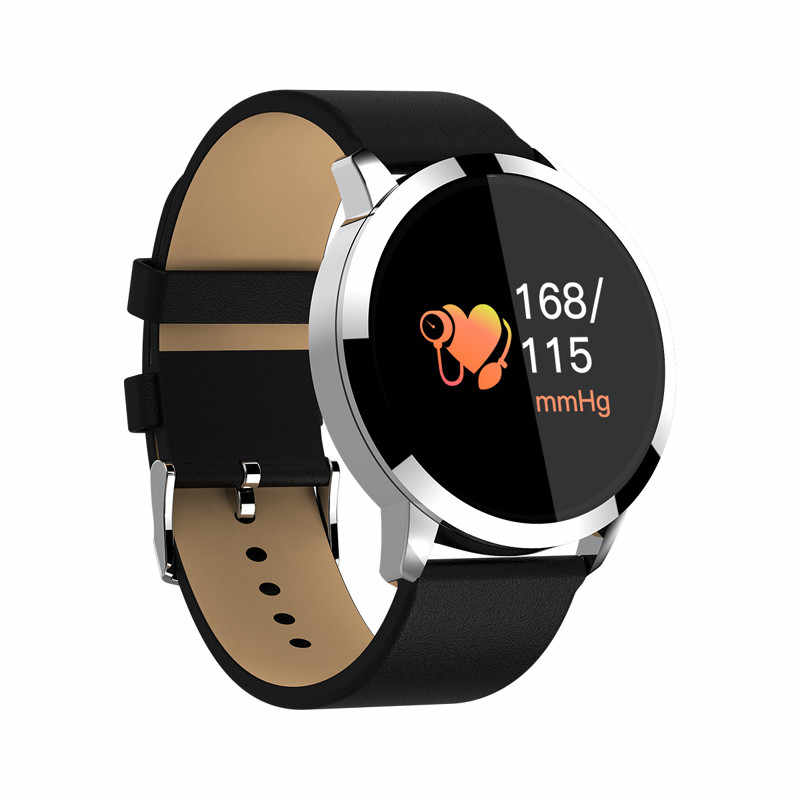 Новые умные часы Q8 oled-экран умная электроника умные часы модные фитнес-трекер пульсометр Bluetooth мужские и женские часы