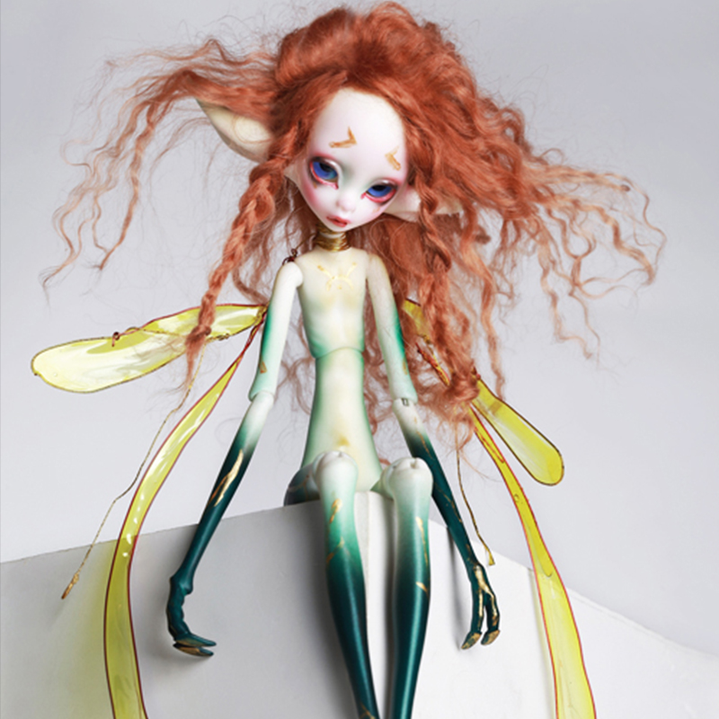 chateau bedrice mosquito bjd 1/6 doll sd baby girls boys dolls toys DC кукла bjd dc doll chateau bjd 6 wanda