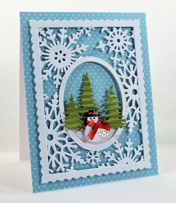KC Impression Obsession Snowflake Background 3 left