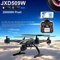 Смарт-чехол WiFi FPV JXD 509 Вт android-ios безголовый антенна 6 оси 4CH Quadcopter RTF 2MP камерой дрона с камерой JXD 509 г
