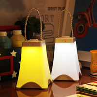 Energy saving LED night light USB charging bedroom bedside lamp table lamp portable light indoor lighting
