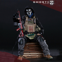 Flagset 1/6 Doomsday War Series Ene War Death Squad K Caesar Anime Action Figures Anime model Toys Hobbies Action Figures