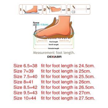 DEKABR New Arrival Summer Men Flip Flops High Quality Beach Sandals Non-slip Male Slippers Zapatos Hombre Casual Shoes Men 5