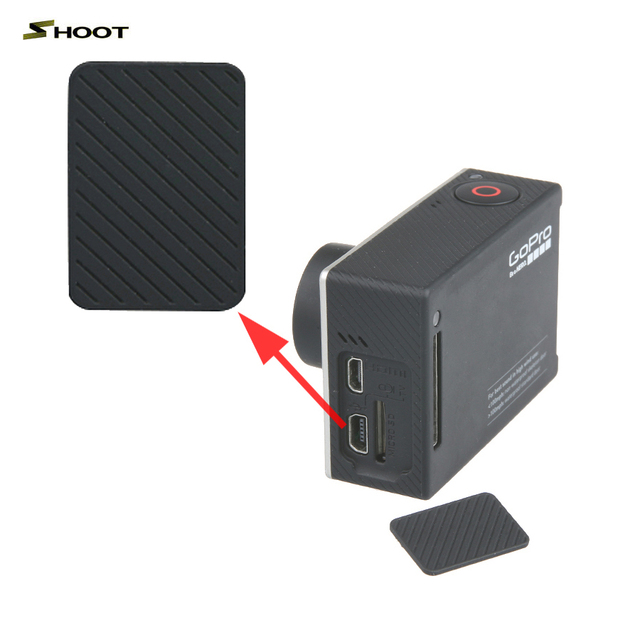 New Go Pro Mini USB Side Door Protective Cover Replacement For GoPro Hero 4 3+  sc 1 st  AliExpress.com & New Go Pro Mini USB Side Door Protective Cover Replacement For GoPro ...