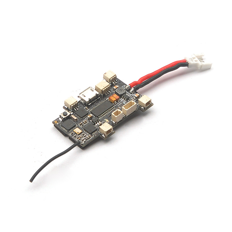 ФОТО Hot Sale Eachine BAT QX105 Spare Parts AIOF3PRO_Brushed Flight Control Board Built-in OSD Receiver