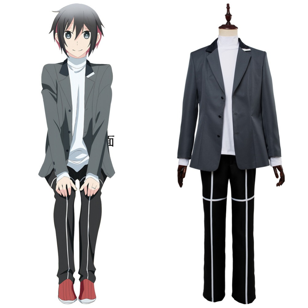 Anime Mahoutsukai no Yome Chise Hatori JK Uniform Cosplay Costume Full Set New