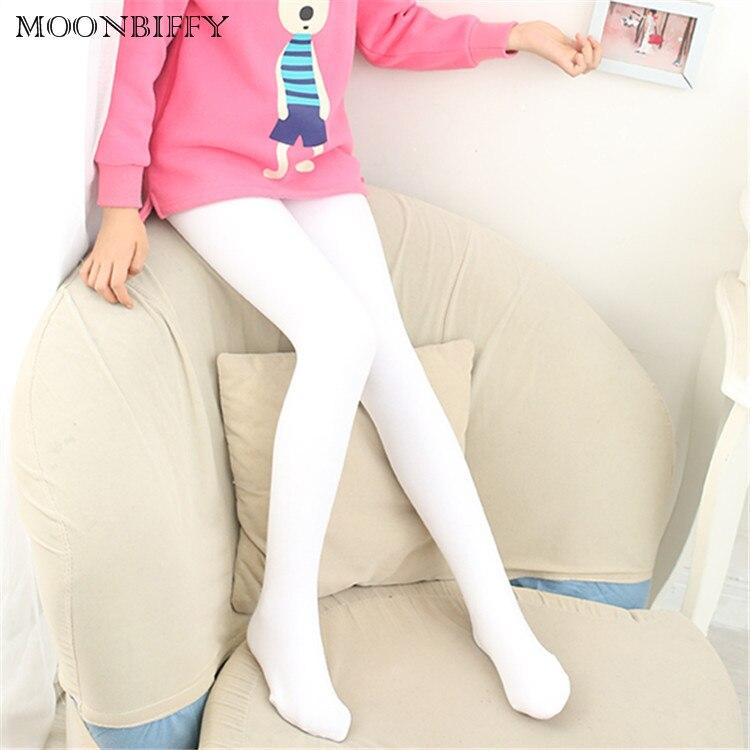 20760d94ad73 Children s Ballet Dance Tights 800D Velvet pantyhose girl s Full Foot ...