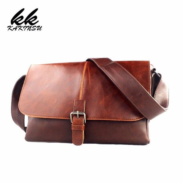 Luxury Brand Men Shoulder Crossbody Bag Fashion Travel Men Genuine Leather  Bag High Quality Men Messenger Bag Small Bolsas Brown 87fd464d060d7