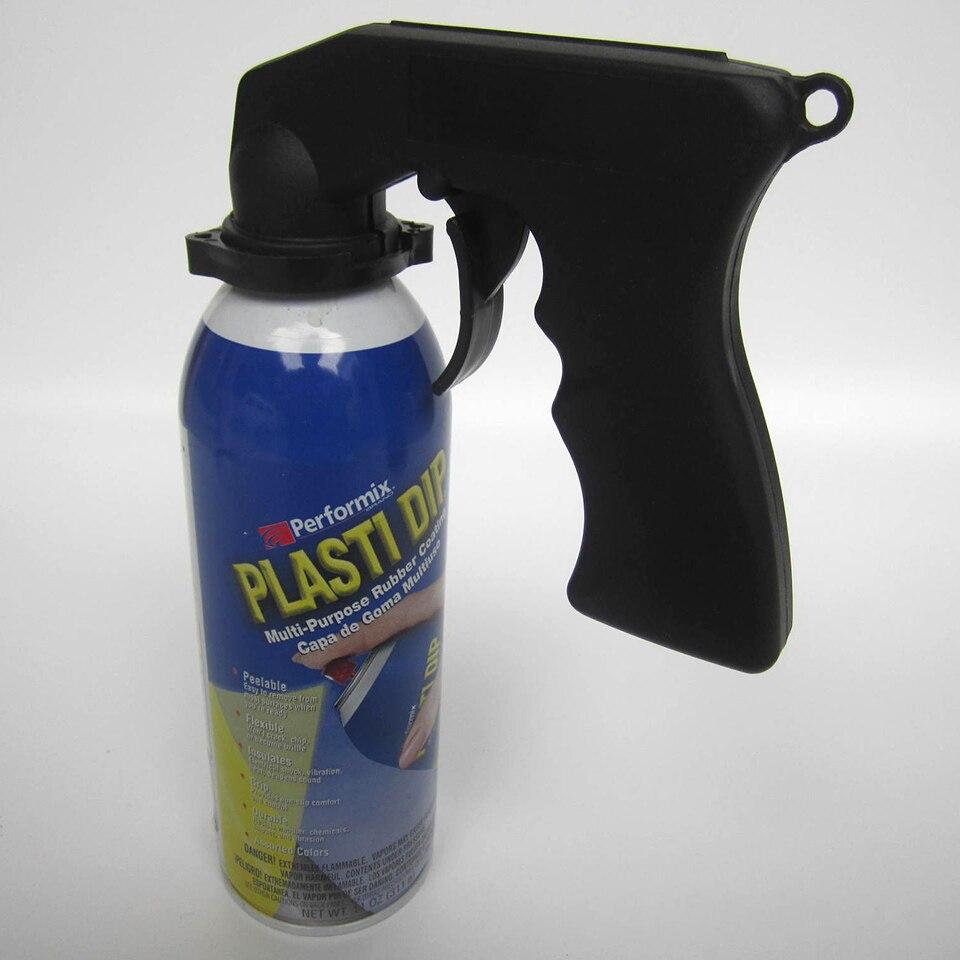 Image 2 - Полезный пластиковый окрашивающий мундштук с мембраной портативный распылитель спрей может триггер ручка MX PD02-in Наклейки на автомобиль from Автомобили и мотоциклы