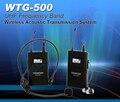 Бесплатная доставка! Takstar WTG-500 UHF система устройств на 4 язык синхронного перевода обучающая система