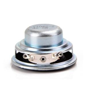 Image 4 - SOTAMIA 2Pcs 40MM מיני נייד אודיו מלא טווח רמקולים 16 Core 4 אוהם 5 W גומי צד DIY קול Bluetooth רמקול קולנוע ביתי