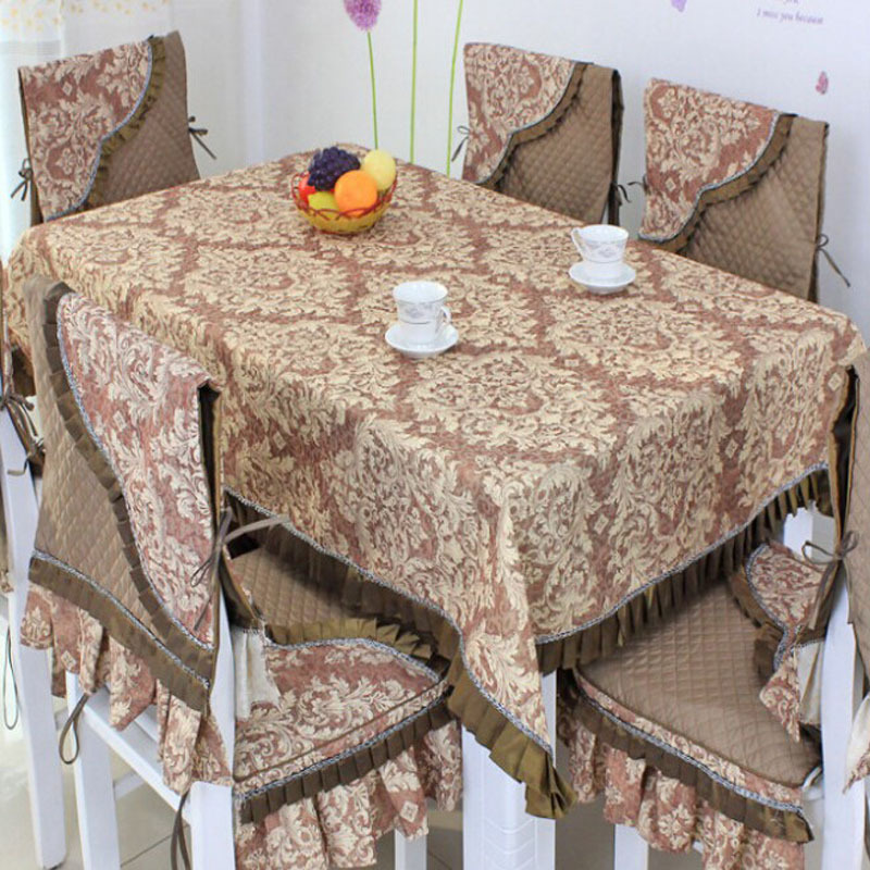 tienda online mantel de ganchillo nappe de mesa manteles para mesa manteles bordados para la boda marrn decoracin de los muebles aliexpress mvil