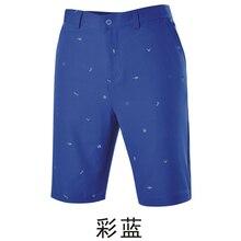 Шорты/брюки вы лета влагу пот цветочные дышащий гольф мужская одежда