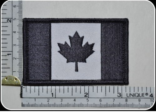 Clothing, Shoes & Accessories The Cheapest Price Canadian Canada Army Green Flag Iron On Patch Combat Morale Military Black Multicam Milspec Acu Leaf Clothes Stickers Car & Truck