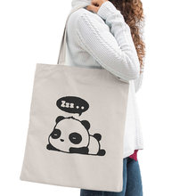 cf3507c4368c Popular Panda Tote Bag-Buy Cheap Panda Tote Bag lots from China ...