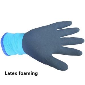 Image 3 -  30 градусов для рыбалки, термостойкие рабочие перчатки, для холодного хранения, антифриз, унисекс, одежда, ветрозащитная, низкая температура, для занятий спортом на открытом воздухе