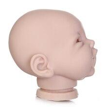 Кукла Reborn Ariella, ограниченная серия, реалистичные мягкие силиконовые виниловые неокрашенные части куклы