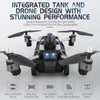 H40WH селфи FPV системы RC 2,4 г RC Quadcopter с 720 P WiFi HD камера Танк модель автомобиля Drone самолета высота удержания 360 переворачивает