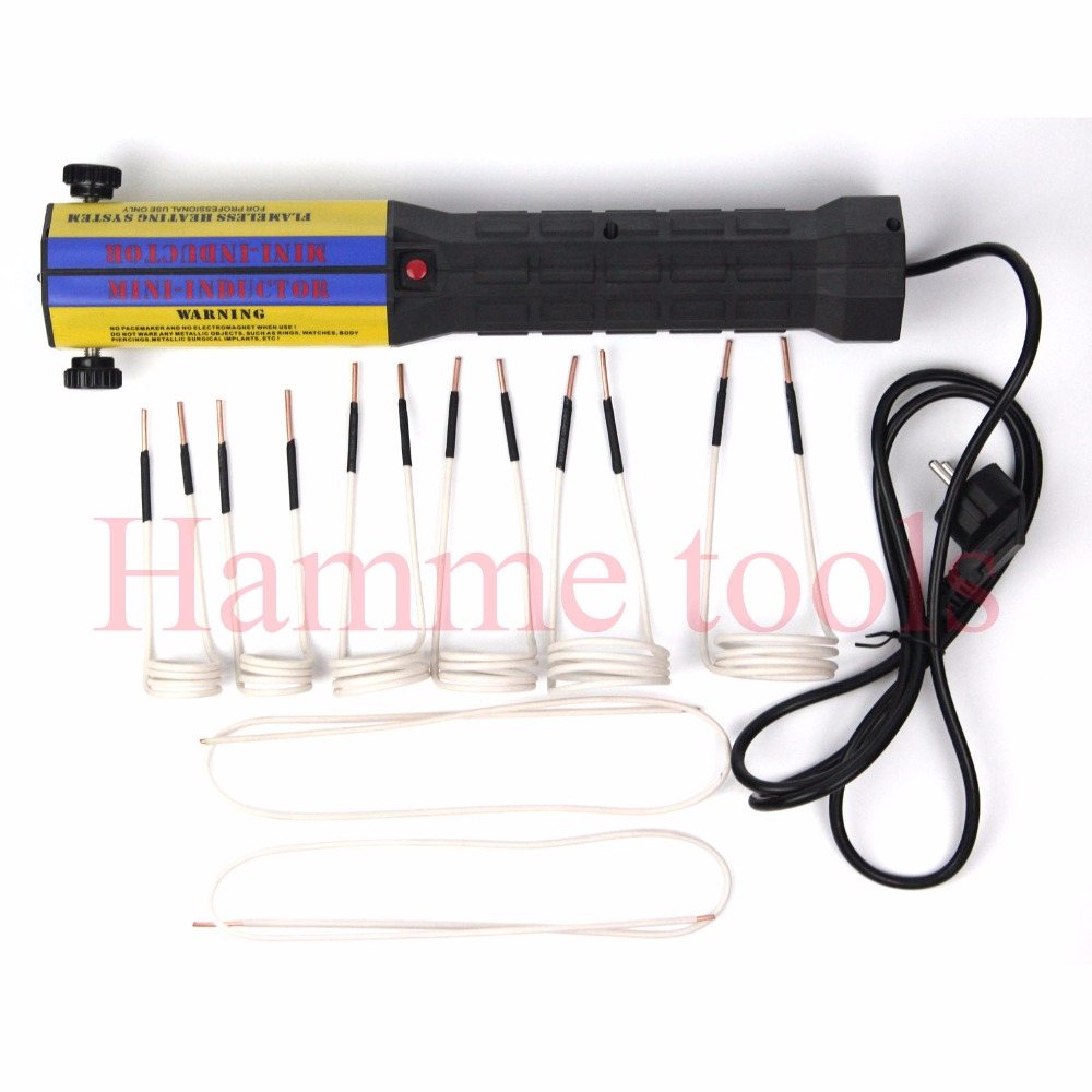 Mini-inductor Magnetic Induction Heater Tool Coil Kit Removing Tough Exhaust Bolts or Remove rusty bolts inductor 10uh 4d28 package