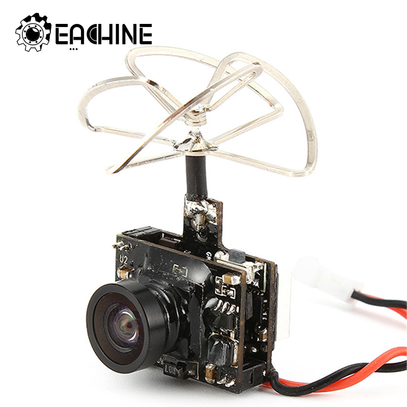 Eachine TX03 Super Mini 0/25 mw/50 mw/200 mw Commutabile AIO 5.8g 72CH VTX 600TVL 1/3 Cmos FPV Camera