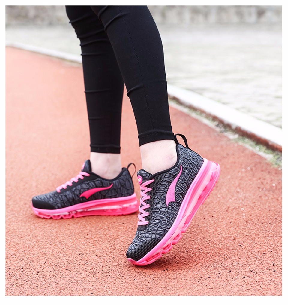 Onemix Brand 16 New Sports Running Shoes Sneakers for Men and Women Outdoor Walking and Running Breathable Good Quality 19